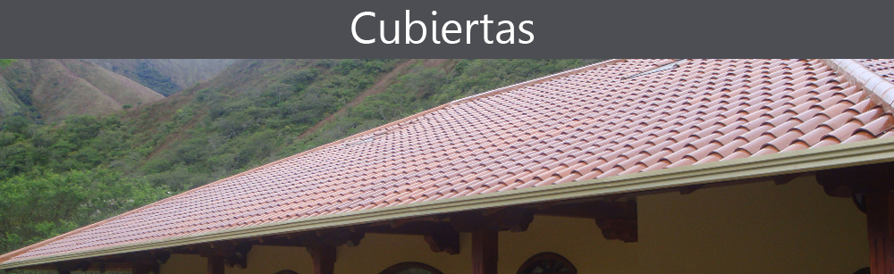 CUBIERTAS